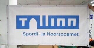 Logoga reklaambänner - Tallinn