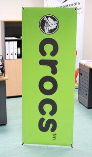 Crocs X-Banner