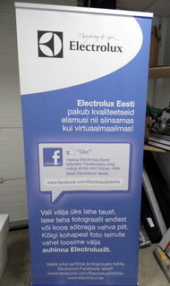 Electrolux rollup