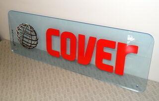 Plexiklaasist silt Cover