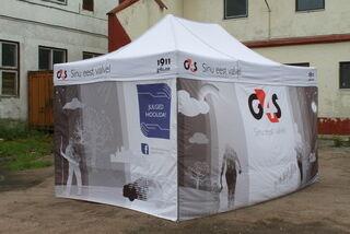 G4S teltta