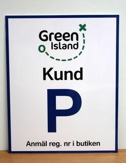 Green Island kyltti