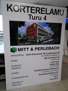 Kennolevy kyltti Mitt & Berlebach