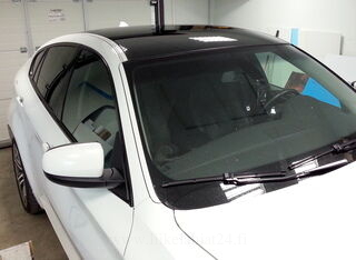 BMW X6 katon teippaus