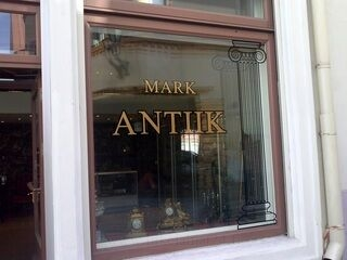 Ikkunatarrat MARK ANTIIK
