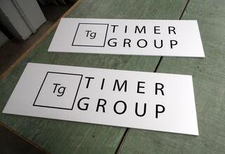 Julkisivukyltti TIMER GROUP