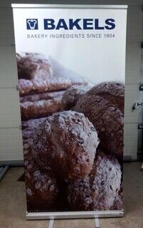 Roll-UP Bakels