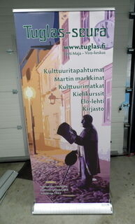 Roll-UP Exlusive Tuglas-seura