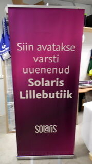 Roll-up SOLARIS