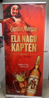 RollUp Captain Morgan