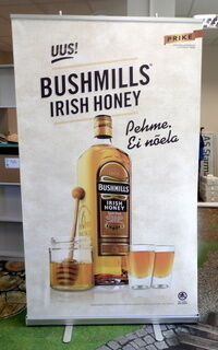 Roll-Yp Bushmills Irish Honey