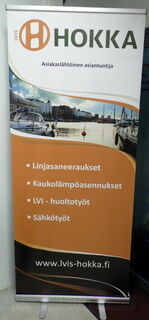 Roll-Up Ivis-hokka
