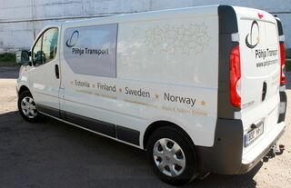 Põhja Transport autoteippakuset
