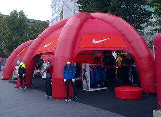 Nike-myymälä