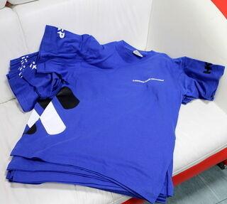 T-paita hsrpalvelu painatuksella