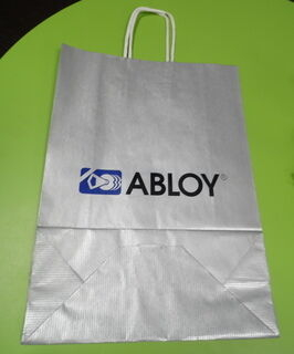 Paperipussi Abloy