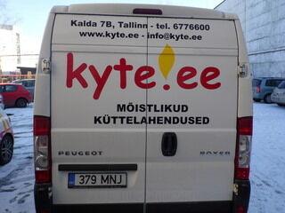Auton tarrat Kyte