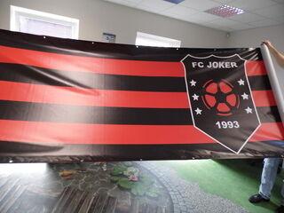 PVC bänneri FC Joker