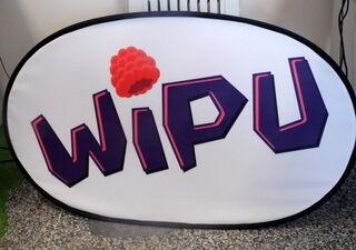 Soft bänneri Wipu