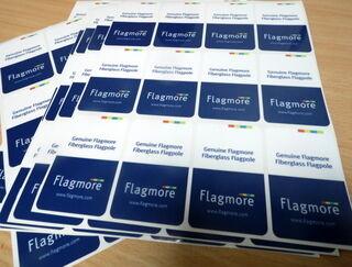Tuoten tarrat Flagmore
