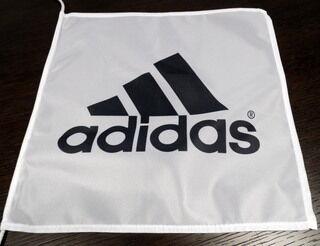 Purjevenen lippu Adidas