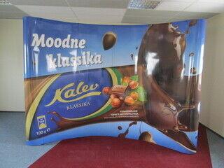 Pop-up seinä Kalev