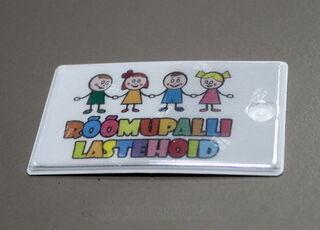 Suorakulmainen heijastin Rõõmupalli Lastehoid