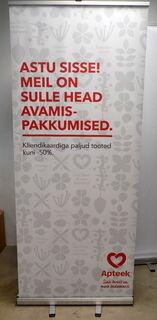 Roll-Up Südame Apteek