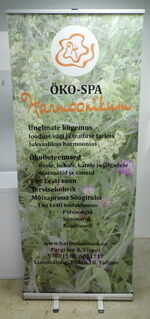 Classic Roll Up 850x2000 mm Öko Spa
