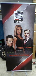 Classic Roll Up 850x2000 mm Sony Turbo