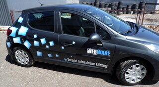 Autonteippaus Webware