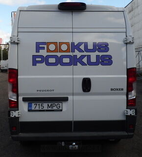 Autonteippaus Fookus Pookus