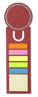 Bookmark made from card 3. kuva