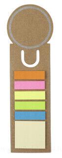 Bookmark made from card 4. kuva