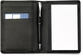 Bonded leather notebook