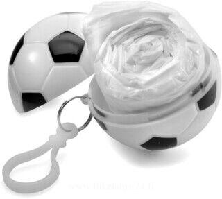 Ponchod in a muovi jalkapallo