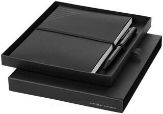 Black limited edition notebook