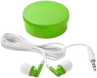 Versa earbuds in case 3. picture