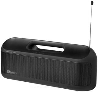 Blaster Bluetooth® speaker