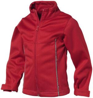 Cromwell Kids´ soft shell jacket