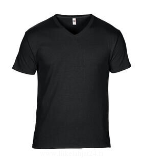 Adult Featherweight V-Neck Tee 5. kuva