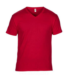 Adult Featherweight V-Neck Tee 7. kuva