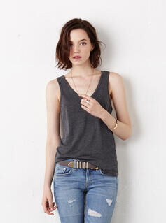 Flowy V-Neck Tank Top
