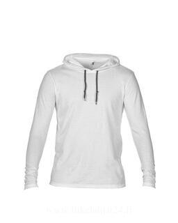 Adult Fashion Basic LS Hooded Tee 2. kuva