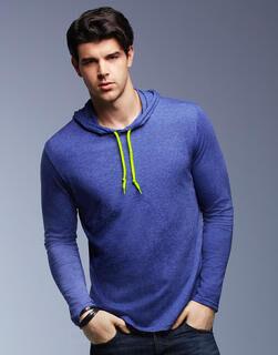 Adult Fashion Basic LS Hooded Tee 14. kuva