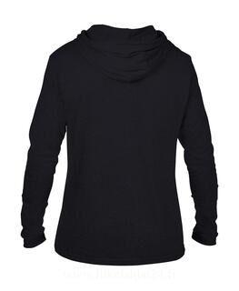 Adult Fashion Basic LS Hooded Tee 10. kuva
