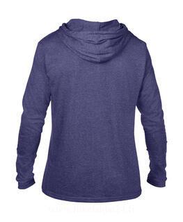 Adult Fashion Basic LS Hooded Tee 13. kuva