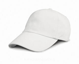 Flat Brushed-Cotton-Cap