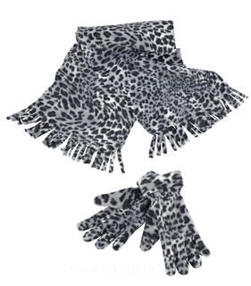 Snow Leopard Set