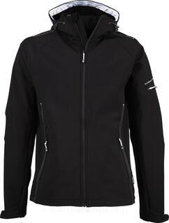 Hooded Fashion Softshell Jacket 2. kuva
